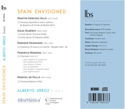 Contra CD Spain Envisioned